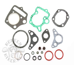 Gaskets, seals and bearings