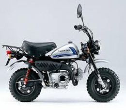 New bikes - Dax, Monkey, Gorilla & PBR