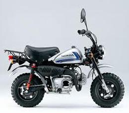 Z50 - Monkey bike