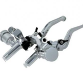 Brake- and clutchlever 3