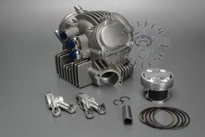 125cc MW 4ventils kit