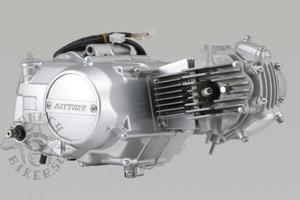 Daytona 88cc motor Semi auto