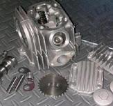 70cc cylinder head