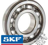 SKF bearing crank shaft