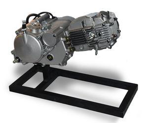 Lifan 150cc engine Silver