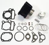 85cc cylinder kit 50cc topp 6v