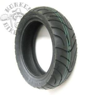 """10"""" MonkRacing tyre including tube 130/60-10"""