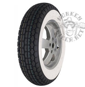 "8"" Sava B13 8-4,0 WhiteWall"