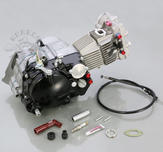 Kitaco 124cc Ultra SE DOHC