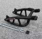Alloy Black Swing arm BC G'Craft-style  +4cm