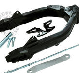 Alloy Swing arm G'Craft-styl +6cm Black