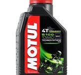 Motul 5100 4t oil semi synthetic