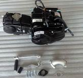 107cc engine black