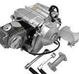 72cc motor elstart
