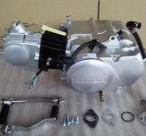 107cc motor semi automat