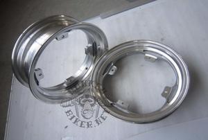 """12"""" Dax/PBR alloy rims CNC"""