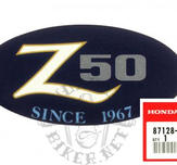 Monkey Z50JP 1992-1994 decal side cover