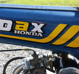 Dax ST70 1978-81 decal set