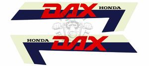 Dax ST70 1982 dekalset